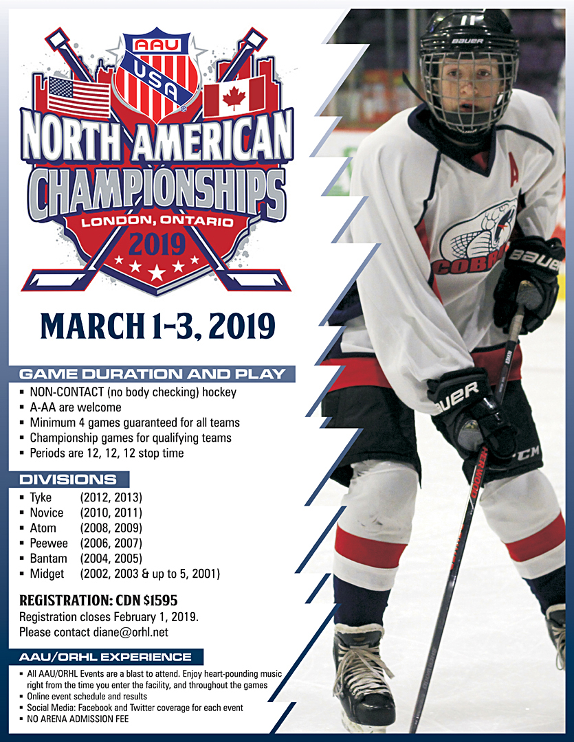 The Brick Series 2018 Identification Tryouts Aau Ice Hockey