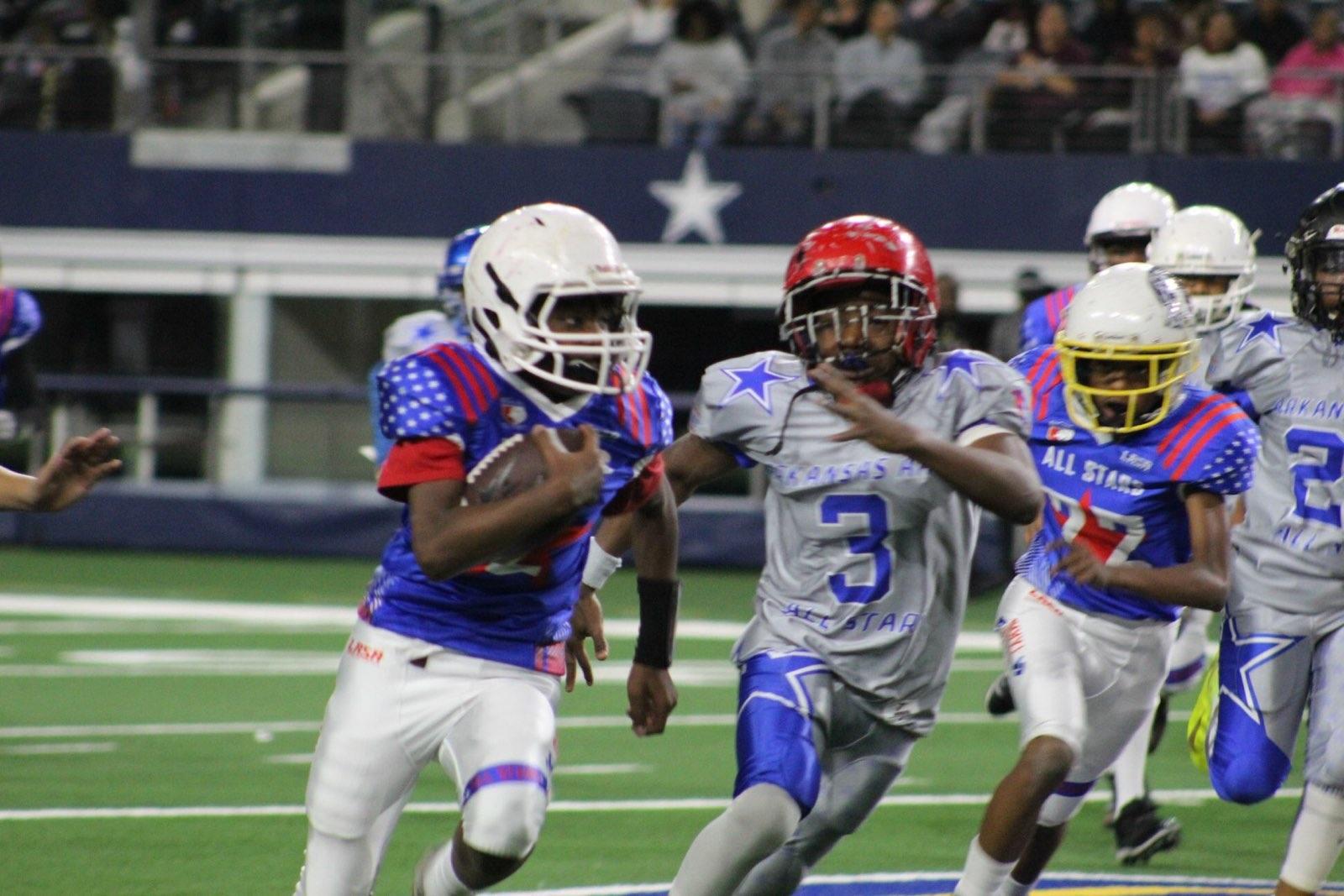 Welcome Texas Aau Youth Football League