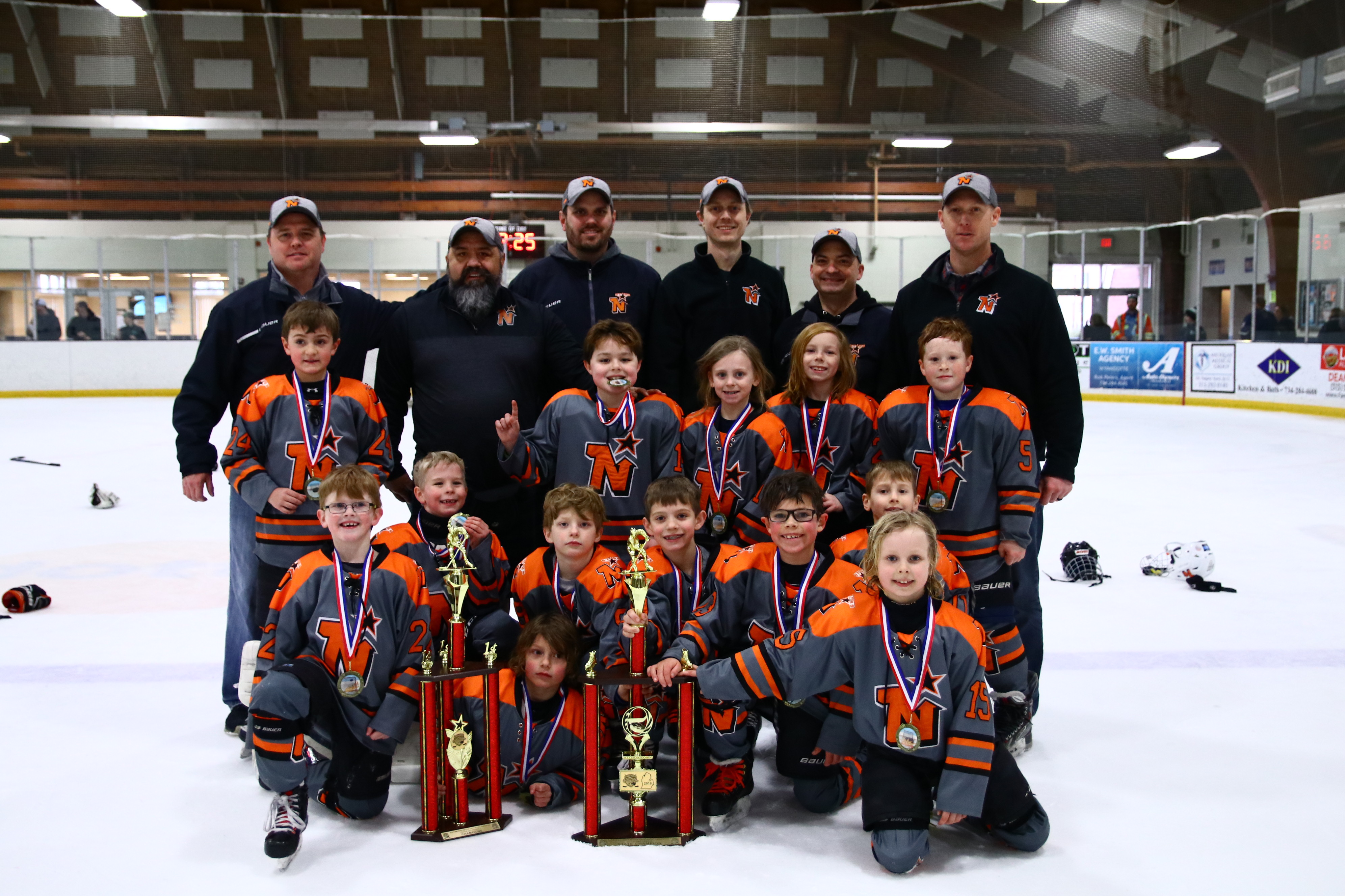 Welcome Michigan Amateur Youth Hockey League