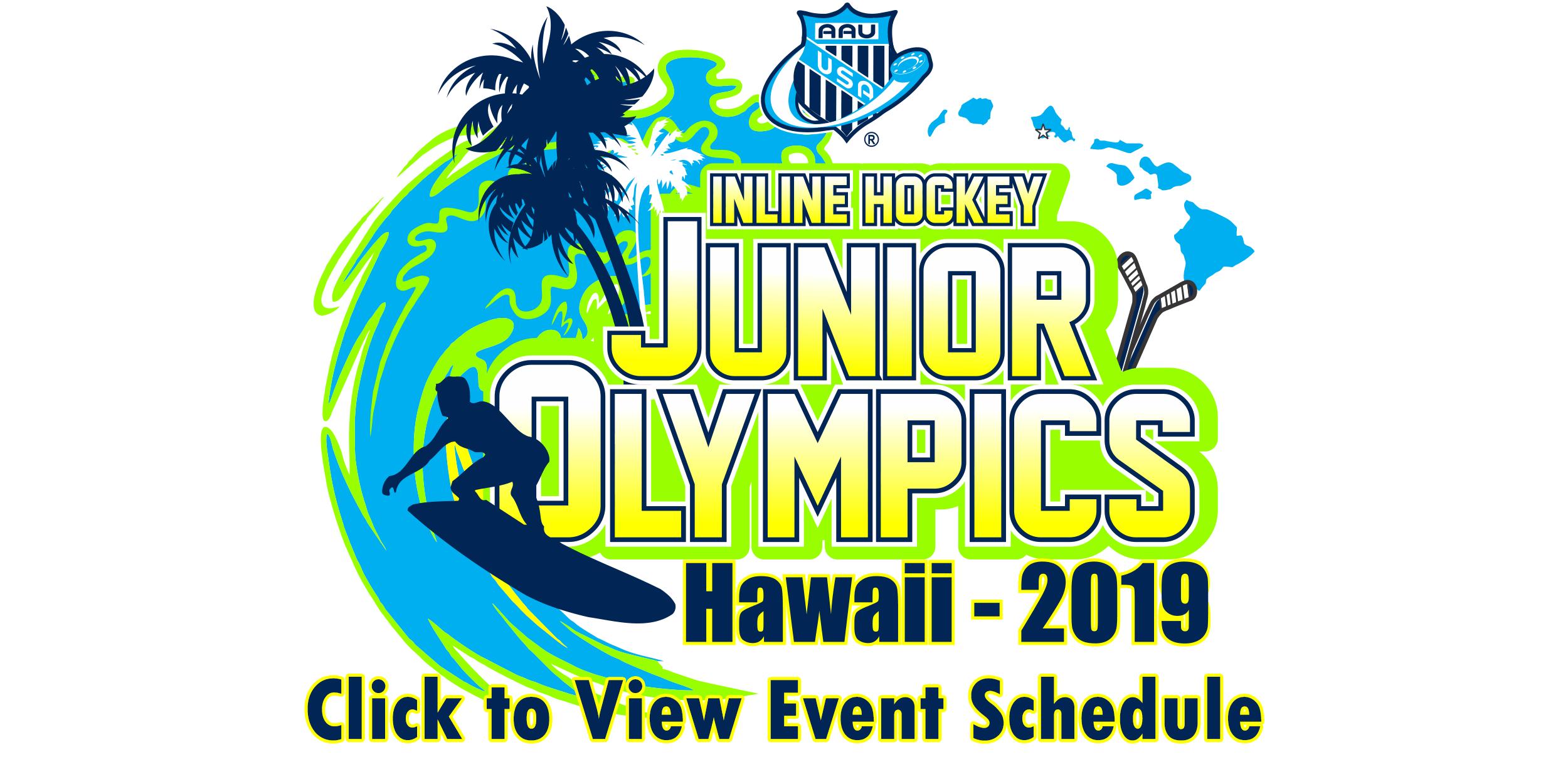 2019 AAU Junior Olympics - AAU Inline Hockey