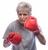 Boxing lady
