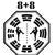 8 plus 8 logo thai long version
