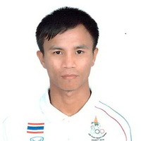 Photo thailand athlete arnon phonkrathok