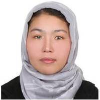 Photo afghanistan athlete female 60 kg hafiza bahmani