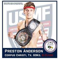 2018 usmf athlete hs   anderson preston