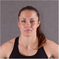 Photo czech republic athlete female 60kg tereza dvorakova