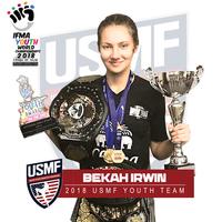 2018 usmf athlete hs   irwin bekah