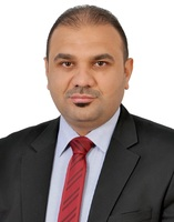 Photo iraq  administrator bashar alaameri
