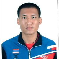 Athlete norapat khundam