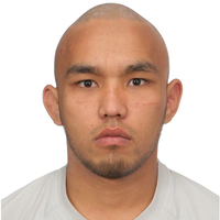Foto kyrgyzstan athlete malea60kg argen kerimbekov
