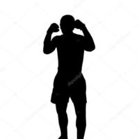Depositphotos 73029007 stock illustration silhouette of a muay thai