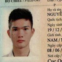 Vmf  nguyen quang huy   passport