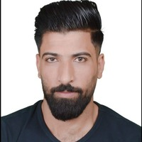 Photo iraq player ammar  adil  yasir