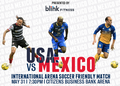 Event logo mex vs usa