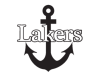 Lakers anchor logo