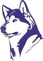 Siberian husky clipart siberian husky logo 5