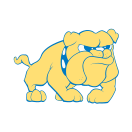 Idea mascot allan bulldogs