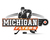 2009 michigan flyers logo