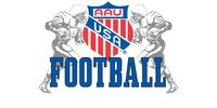 Aau football logo 2