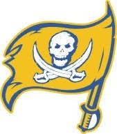La vega pirate logo