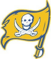 La vega pirate logo