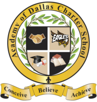 Academy of dallas  crest