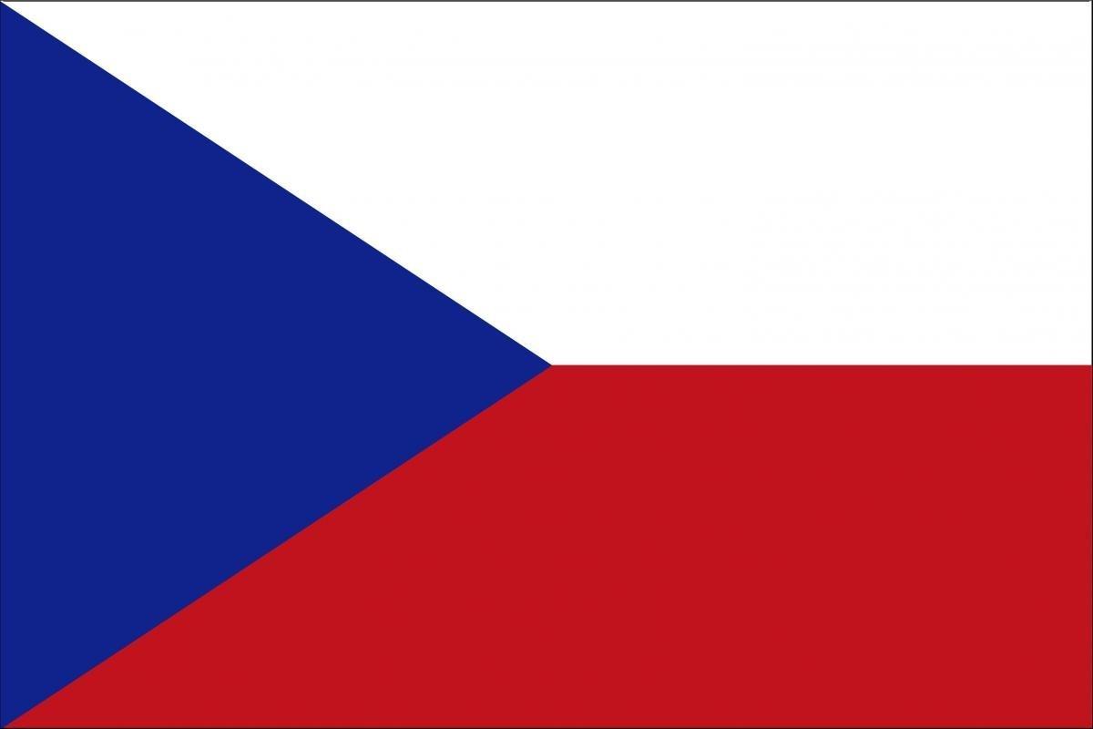 Vlajka k lodi cr
