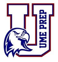 Ume prep varsity letter logo