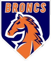 Broncs orange logo