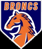 Broncs orange logo