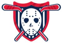 Old boyz temp hockey logo