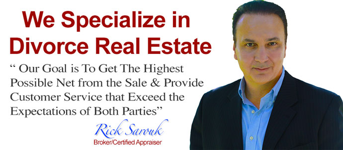 Realtor Specializing Divorce Real Estate