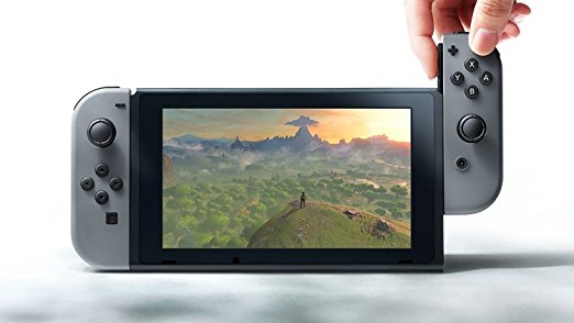 Reviewing The Nintento Switch