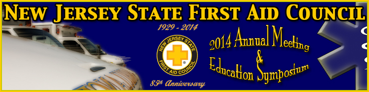 2013 NJSFAC Annual Convention, EMS Trade Show and