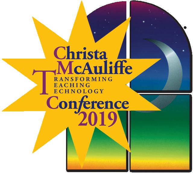 2019 Christa McAuliffe Transforming, Teaching, & Technology