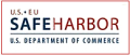 We self-certify compliance with https://safeharbor.export.gov/list.aspx