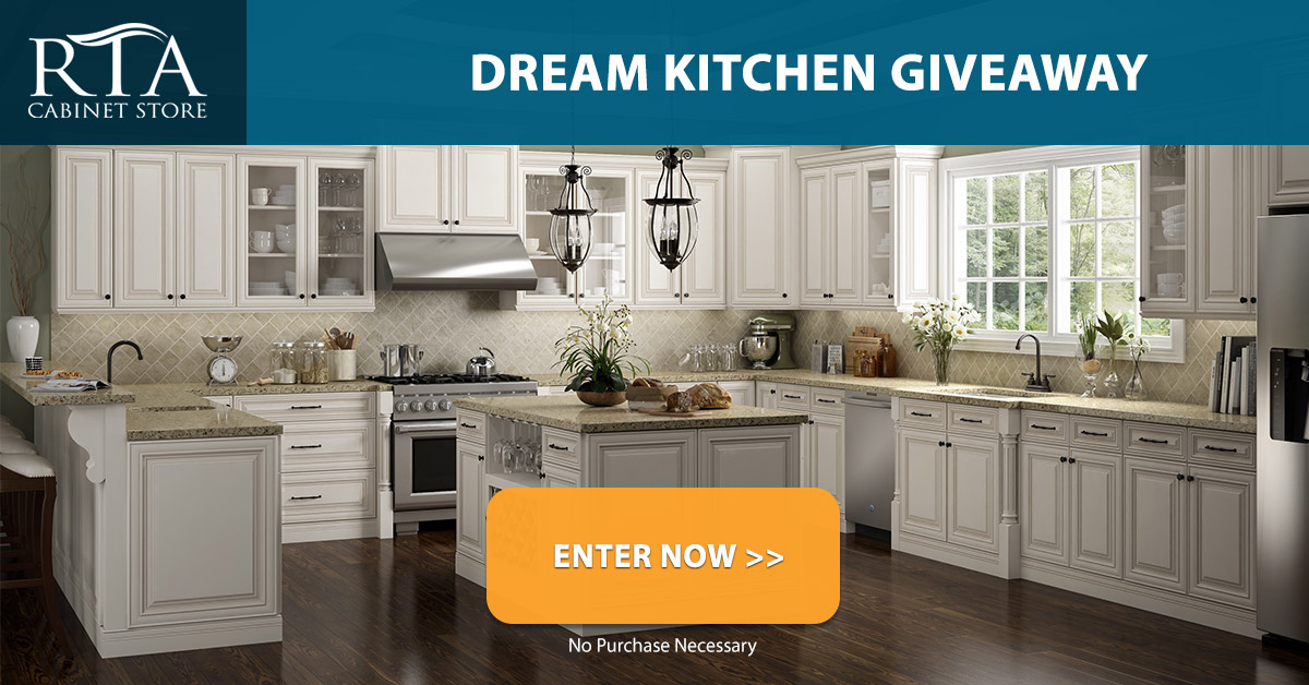 Free Kitchen Cabinet Contest RTA Cabinet Store - Free kitchen remodel contest