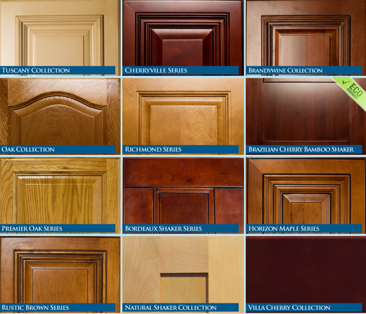 You Assemble Kitchen Cabinets: Samples—the Best Way To Match Cabinets