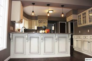 Making A Retro Kitchen With Rta Kitchen Cabinets Rta Kitchen Cabinets