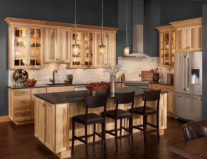 what kind of kitchen cabinets are in style using kitchen cabinets without doors to create an open 28318