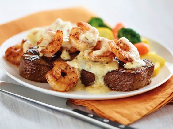 Copycat Shrimp And Parmesan Steak