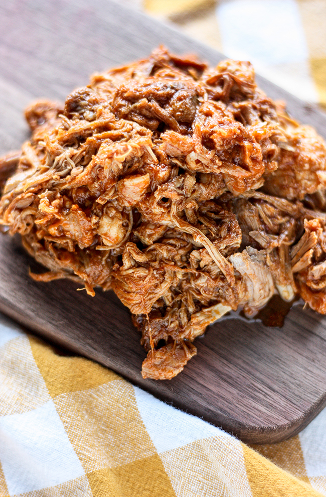 Classic Slow Cooker Pulled Pork