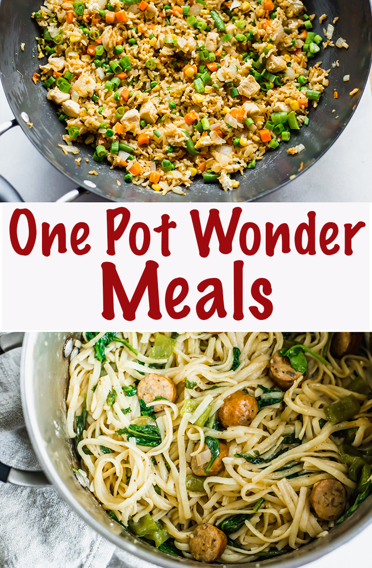 8 One Pot and Pan Recipes to Make Weeknight Cooking a Breeze
