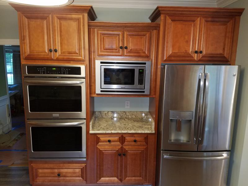 Cherry Glazed Kitchen Cabinets Rta Cabinet Store