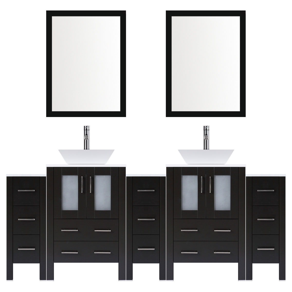 Modern Bathroom Vanities - RTA Cabinet Store