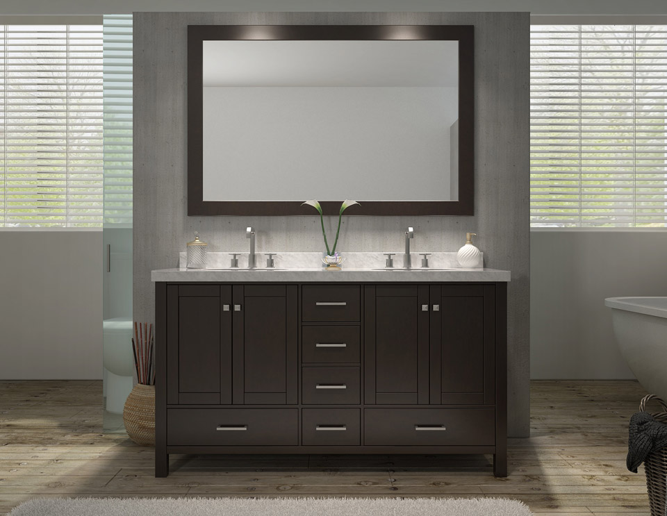 Rta bathroom vanities rta cabinet store - Pictures of vanities in bathrooms ...