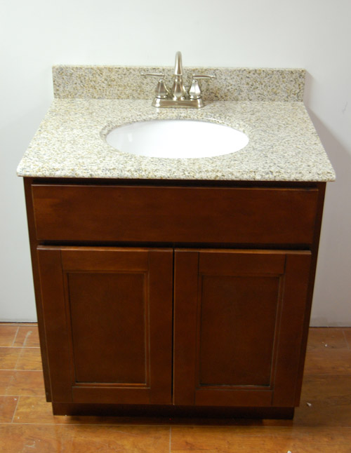 Bordeaux Shaker Bathroom Vanities Rta Cabinet Store