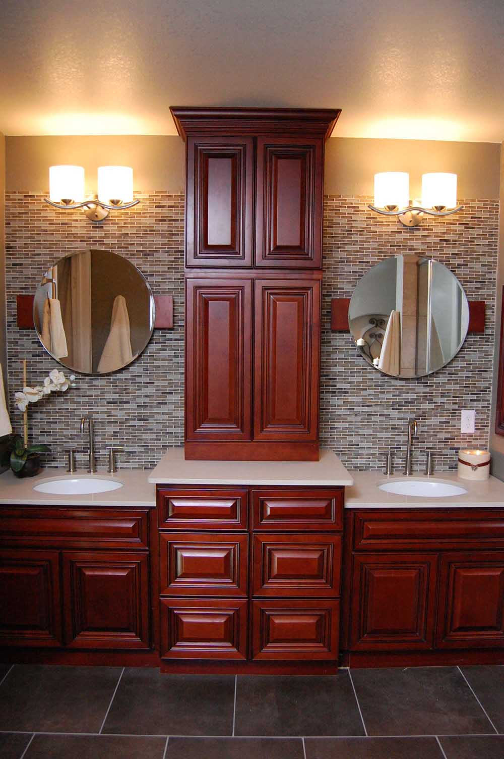 bathroom vanity cabinets with sink. cherryville bathroom vanity cabinets with sink