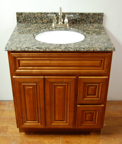 Horizon Maple Bathroom Vanities