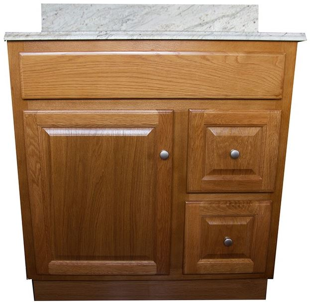 Bathroom Vanity 24 X 21 oak bathroom vanities - rta cabinet store